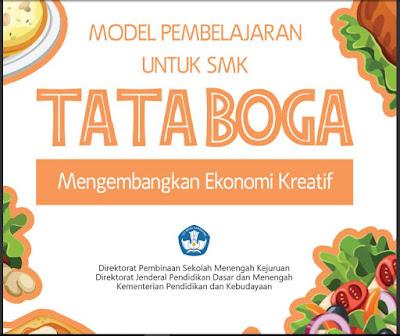 Download Gratis Buku Model Pembelajaran Untuk SMK Program Keahlian Tata Boga-Library Pendidikan