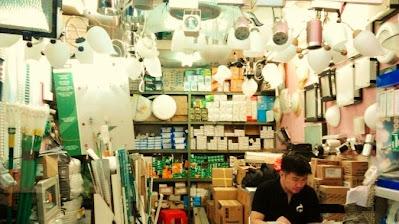 Pusat Grosir Lampu Hias dan Alat Listrik Terlengkap