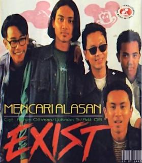 Download Lagu Malaysia Mp3 Terbaik Band Exist Full Album Paling Populer Lengkap