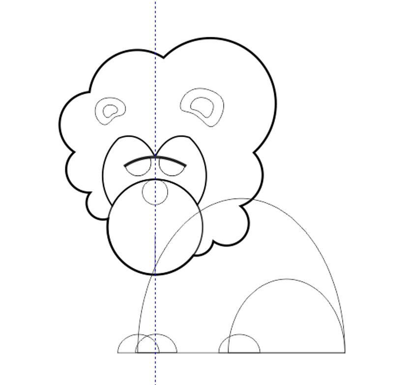 tutorial de corel draw como hacer un ojo herramientas