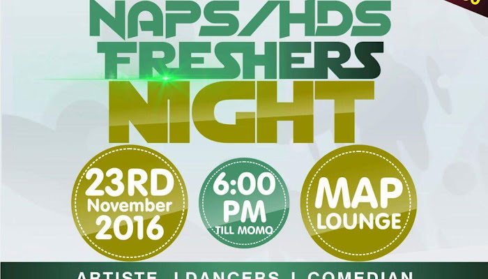 OOU - H.D.S fresher's night