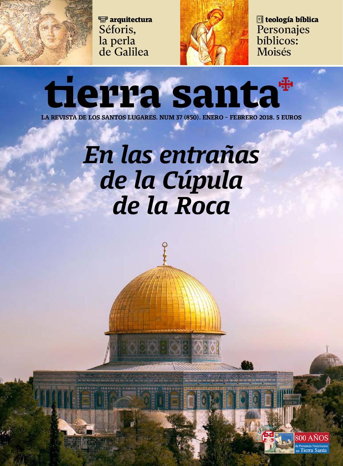 Provincia Franciscana de la Inmaculada Concepción. : La Revista Tierra Santa  gratis para los peregrinos
