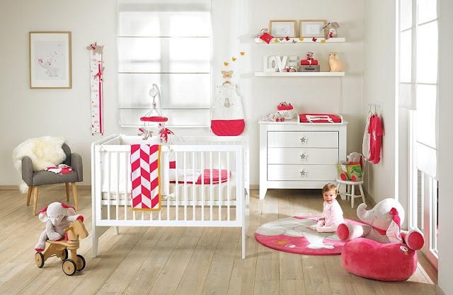 Idées Mobilier Et Décoration Pour La Chambre De Bébé