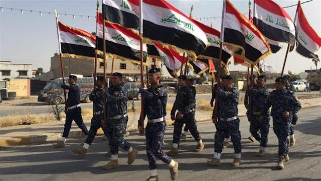 Iraqi army forces blocks away from historic victory in Mosul