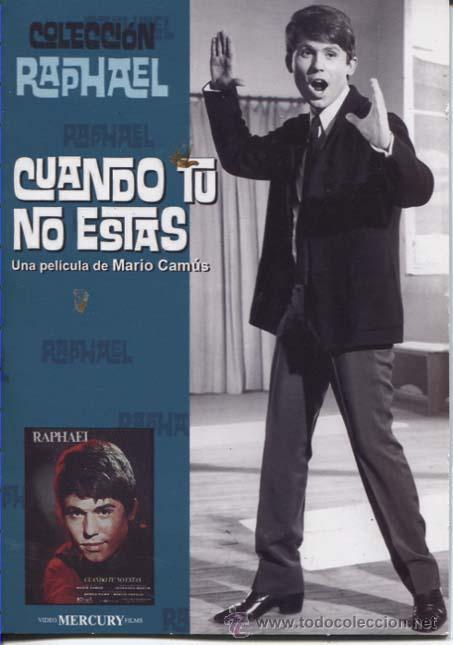 Cuando tu no Estás (1966) |Español| |Película| |Mega|