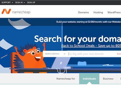 buy domain online