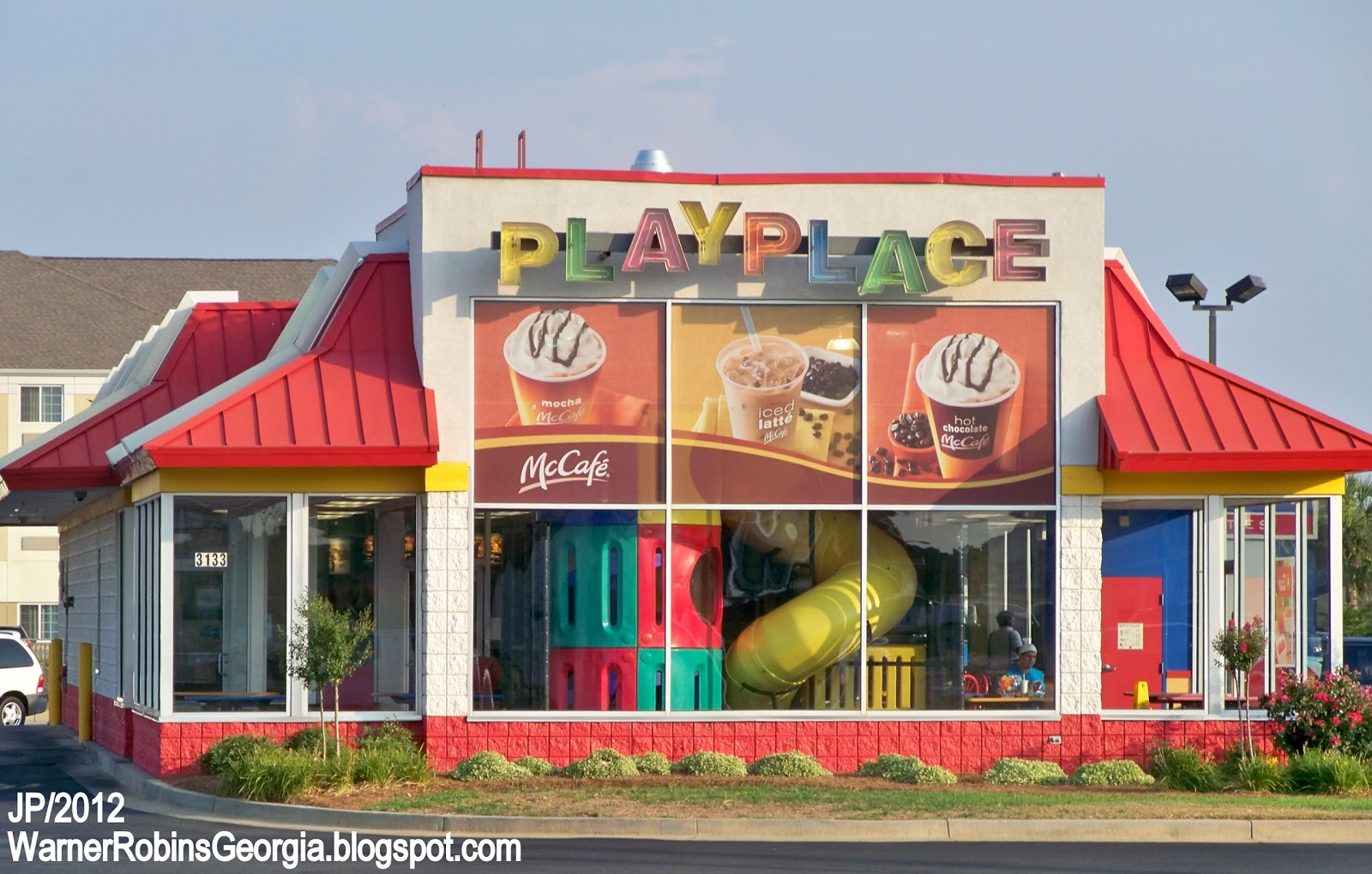 Houston Fast Food Places