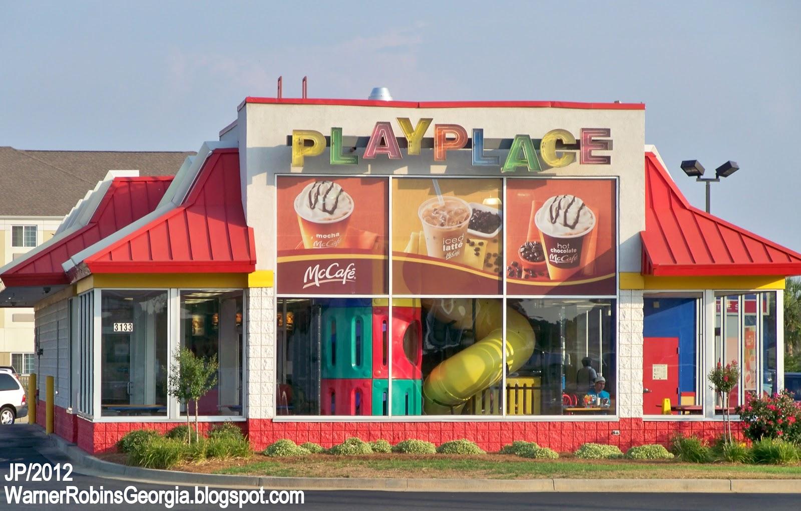 Drive Thru Fast Food Houston