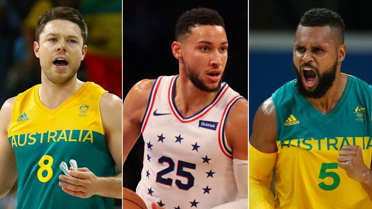 Australian Boomers 17-man pool for the FIBA World Cup 2019