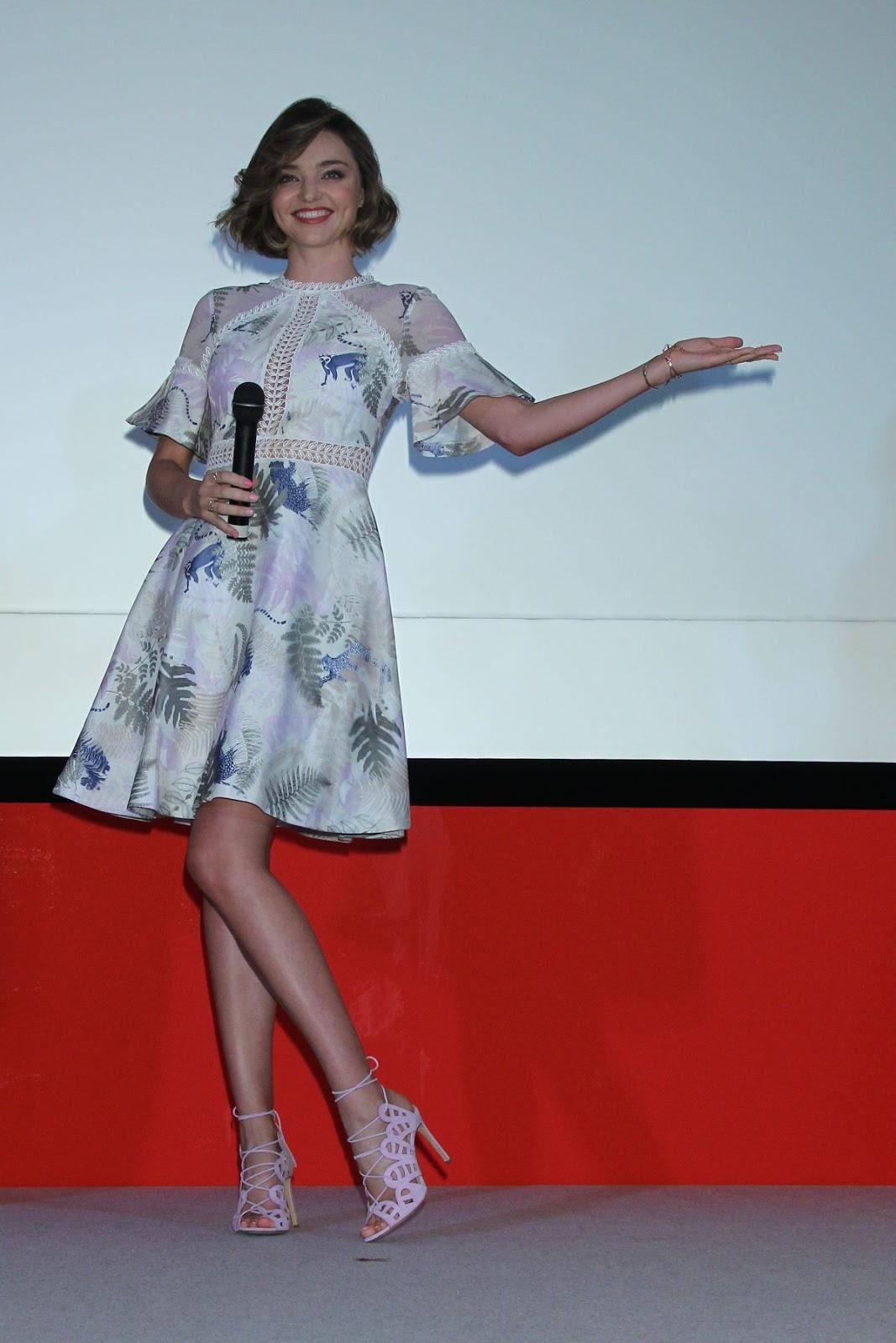 HQ Photos & & Wallpapers of Miranda Kerr At Marukome's Headquarters In Nagano