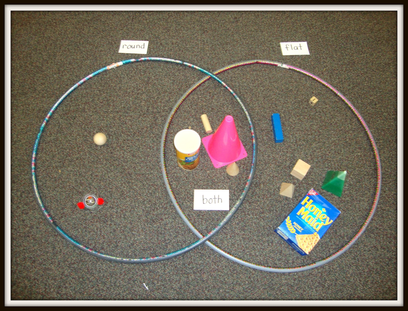 sorting 3d shapes venn diagram 230 volt pool pump wiring today in first grade solid figures and a winner