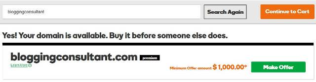 Buying Premium Domain Name guide : eAskme