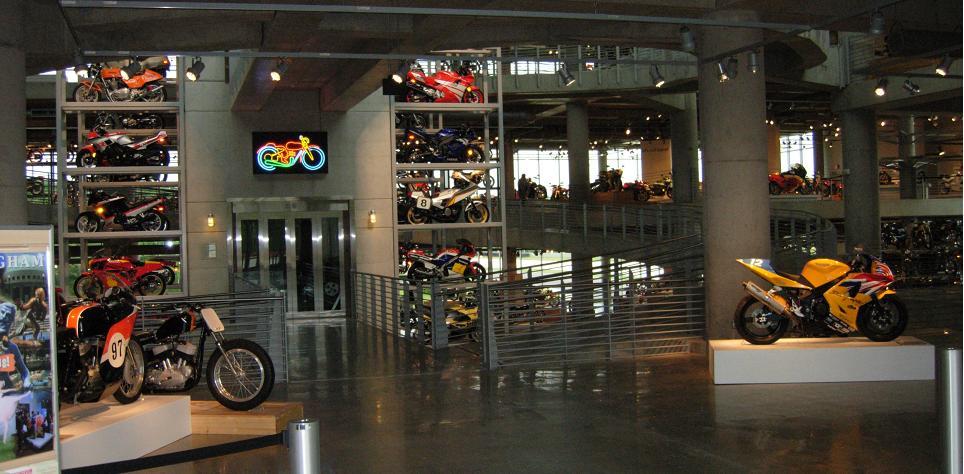 Barber Motorsports Museum >> George Barber Motorsport Museum   Motor Vehicle Garage
