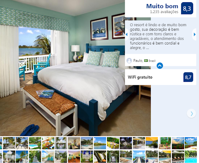 Parrot Key Hotel & Resort em Key West: quarto