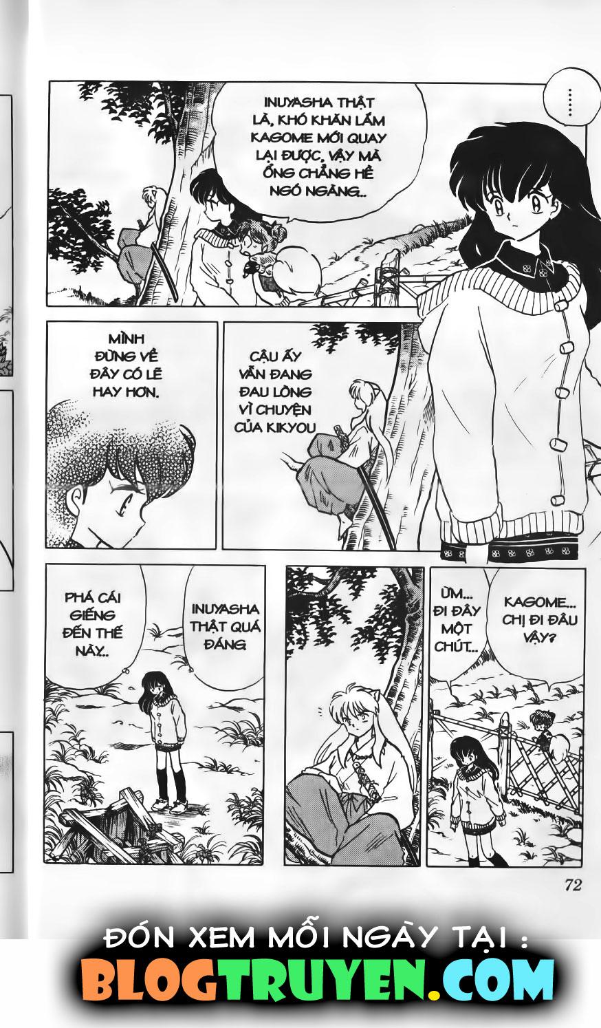 Inuyasha vol 08.4 trang 15