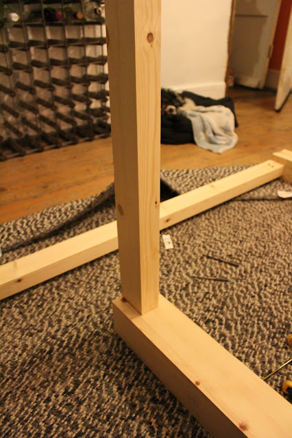 How to Make a Table Frame