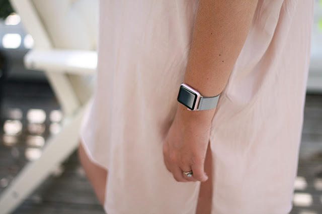 and other stories, maternity fashion, rose gold apple watch, fashion blogger,  pregnancy blog