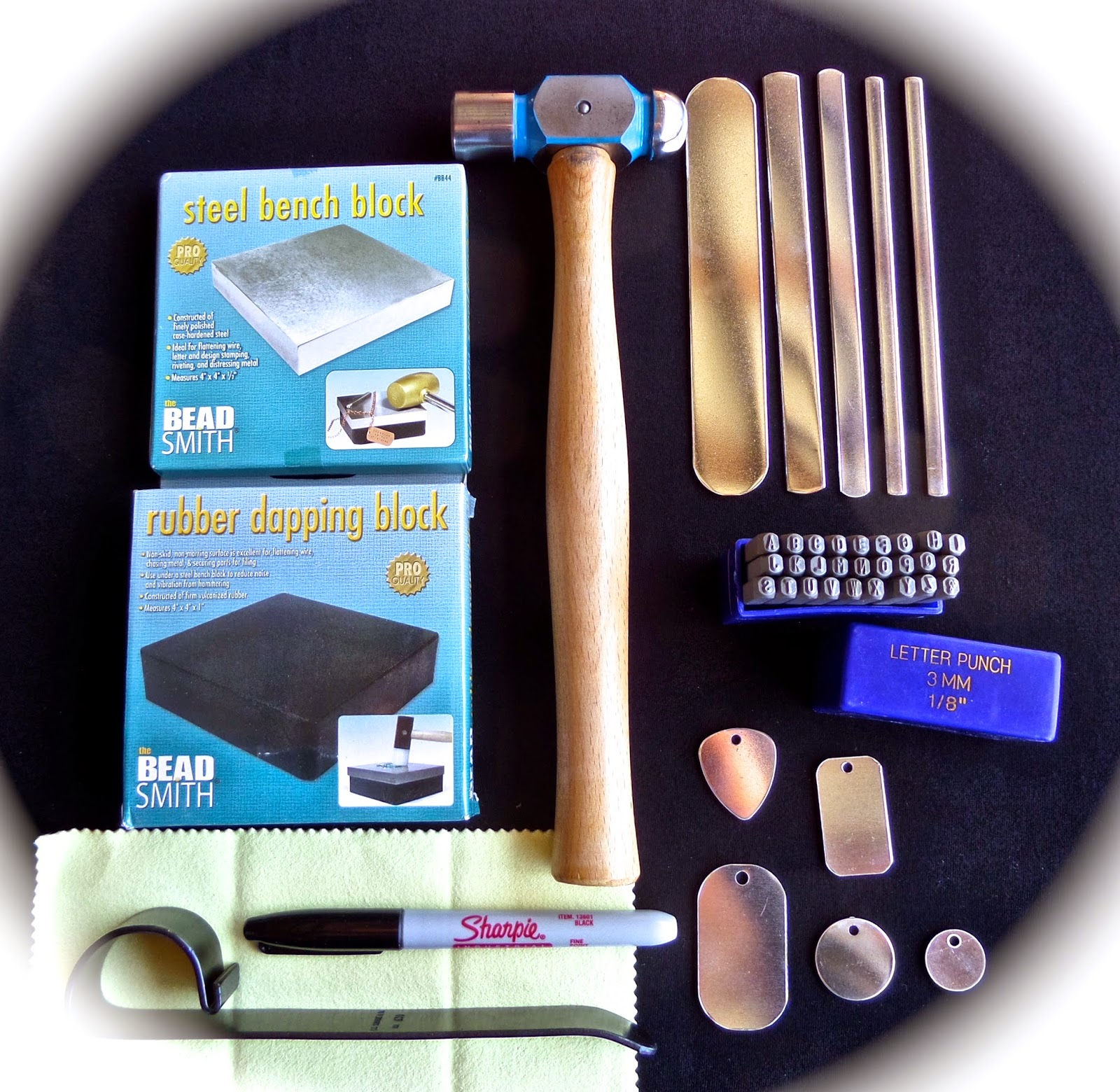 Click Here for the Best Metal Stamping Kit