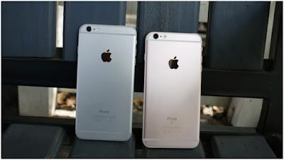 Những điểm khác nhau giữa iphone 6 plus và 6s plus