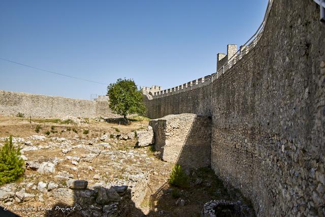 Fortaleza de Samouil, Ohrid - Macedonia por El Guisante Verde Project
