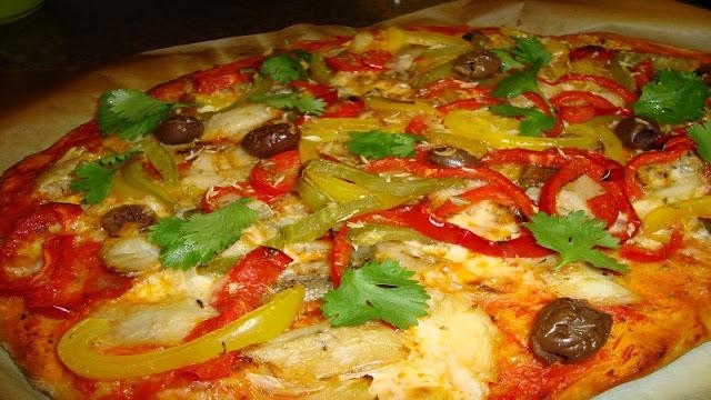 Recheio para Pizza de Bacalhau (Imagem: Reprodução/O Tempero da Nesita)