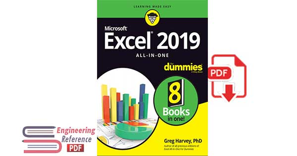 Excel 2019 All-in-One For Dummies 1st Edition by Greg Harvey