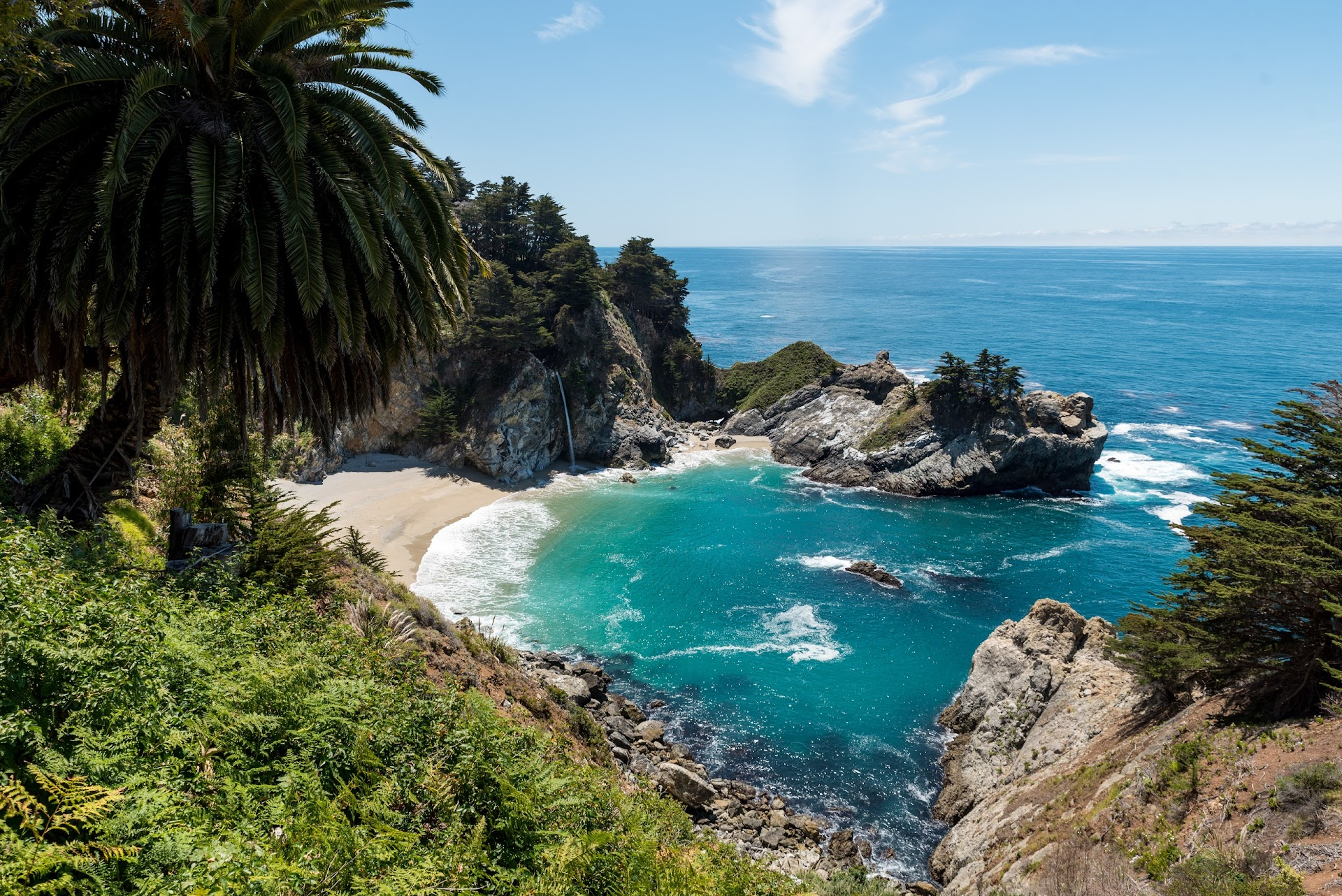 what to do in big sur, travel blogger, mcway falls, central coast, monterey, san francisco bay area blogger, usa road trip ideas, california coast