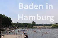Baden in Hamburg, Badestellen, Bademöglichkeiten