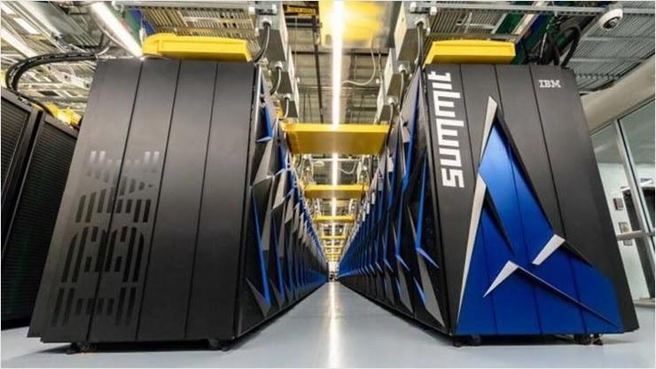 Самый мощный суперкомпьютер в США