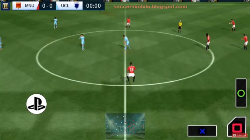 Download Dream League Soccer 2019 Mod Apk V6 03: Download Dream League Soccer 2019 MOD UEFA Champions