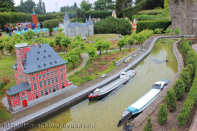 Liege Mini Europe Brussels Attractions