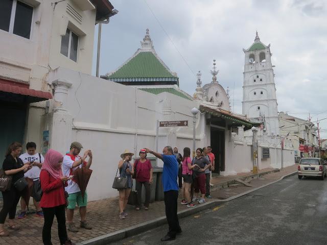 Melaka Heritage & History Discovery Walk