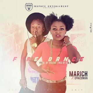 Fire Dance - Marich Feat. Ephizeman (Prod. By Obosky) 2
