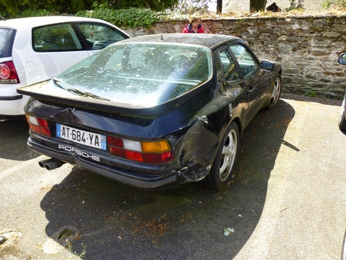 porsche 944 ph2 restauration de ma premi re voiture un r ve d 39 enfant une porsche 944 ph2. Black Bedroom Furniture Sets. Home Design Ideas