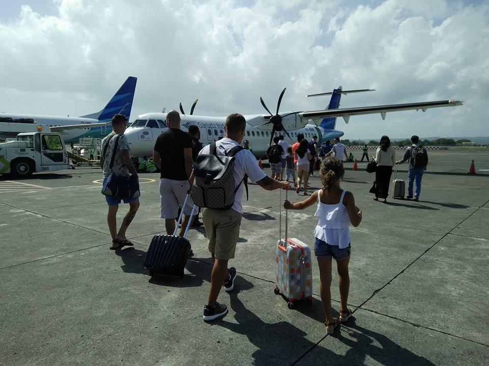 Nếu mang quá nhiều đồ đạc hành lý bạn sẽ bị buộc bỏ lại sân bay