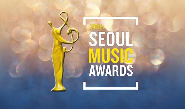 26th Seoul Music Awards 170119