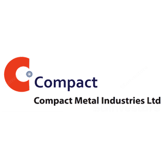 COMPACT METAL INDUSTRIES LTD (T4E.SI) @ SG investors.io