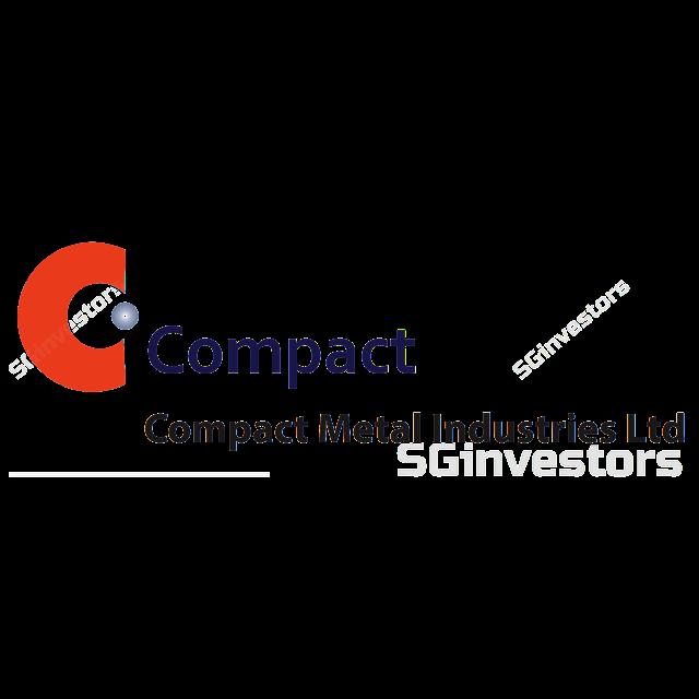 COMPACT METAL INDUSTRIES LTD (T4E.SI) @ SG investors.io