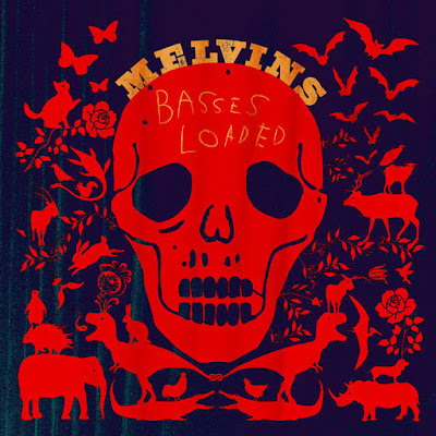 "MELVINS ""Basses Loaded"""
