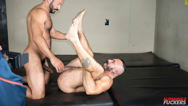 Alpha Male Fuckers - Alessio Romero and Vinnie Stefano