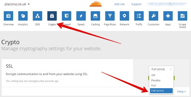 Add Free SSL Certificate on your Website!