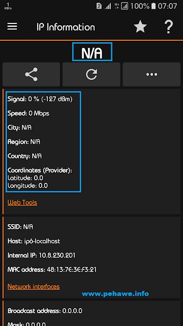 IP Sakti Polosan Telkomsel