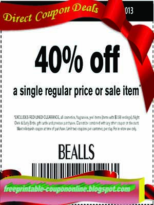 photo regarding Ll Bean Coupon Printable identify Bealls june coupon e-book - Excellent suv hire discounts 2018