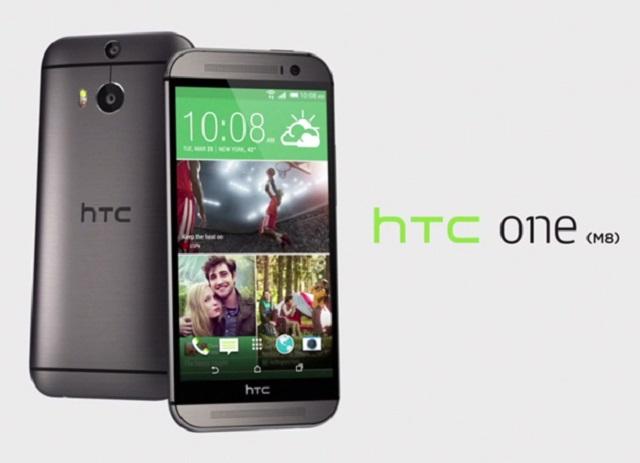 giá thay màn hình htc one m8