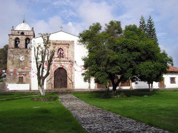 San Pedro Zacán. Michoacán