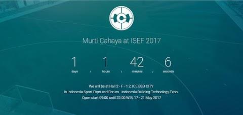 Mulai iseng lagi dengan bikin Web Event Countdown