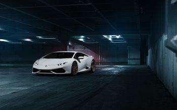 Wallpaper: ADV1 Lamborghini Huracan