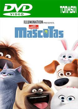 La vida secreta de tus mascotas (2016) DVDRip
