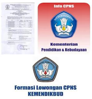 pendaftaran cpns kemendikbud 2017-2018
