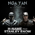New music Video: H-Name ft Stanley Enow- 'Nga Yan'